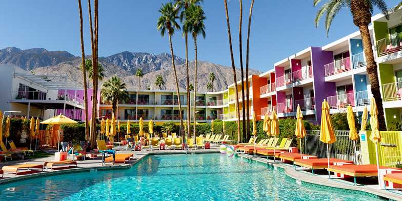 Palm Springs Hotels >> The Saguaro Palm Springs Travelzoo