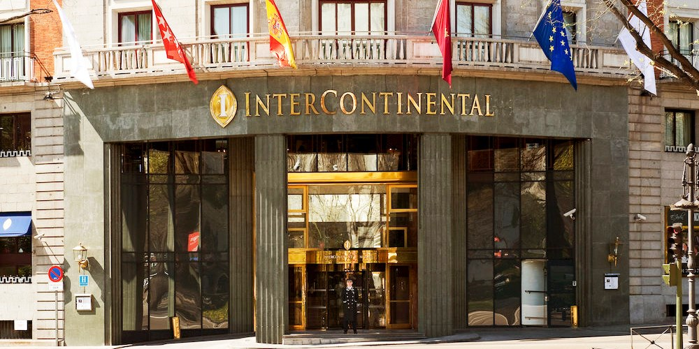 InterContinental Madrid -- Madrid, Spain