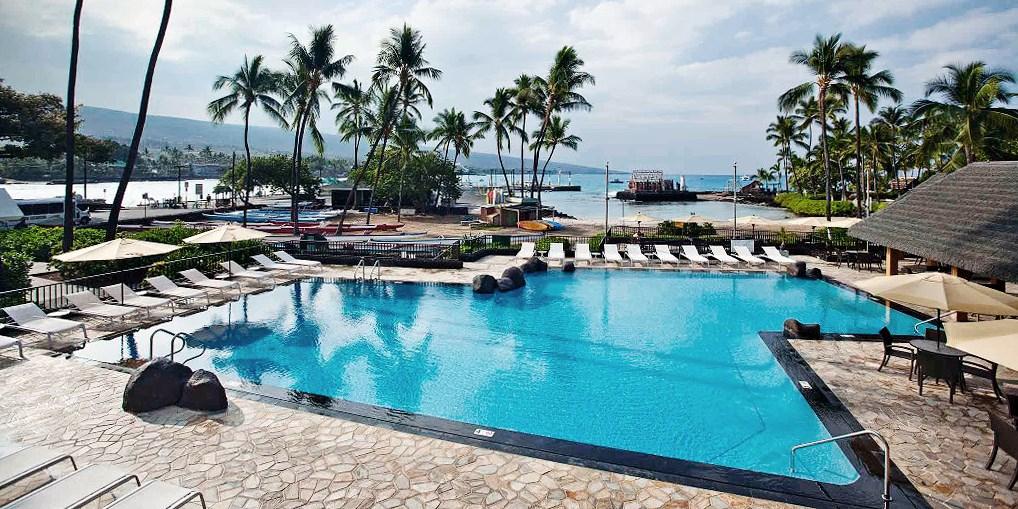 Courtyard by Marriott King Kamehameha's Kona Beach Hotel -- Kailua-Kona, HI