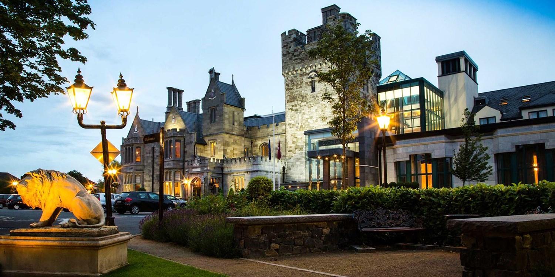 Clontarf Castle Hotel -- Dublin, Ireland