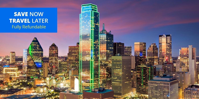 $139 – Fairmont Dallas Upgraded Suite incl. Valet Parking -- Dallas, TX