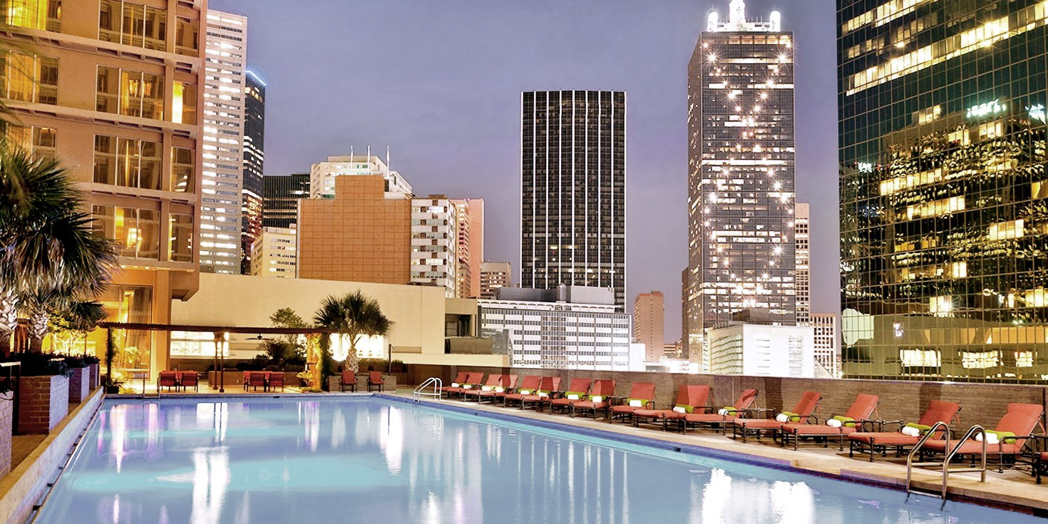 $137 & up – Fairmont Dallas 4-Star Hotel, 55% Off -- Dallas, TX