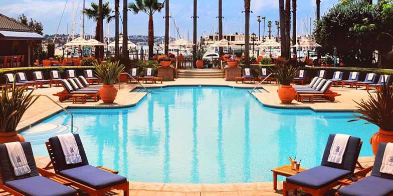 The Ritz Carlton Marina Del Rey Ca