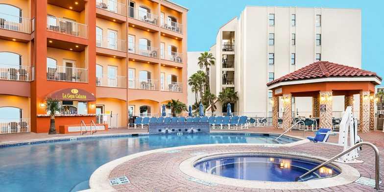 La Copa Inn Beach Hotel South Padre Island Tx