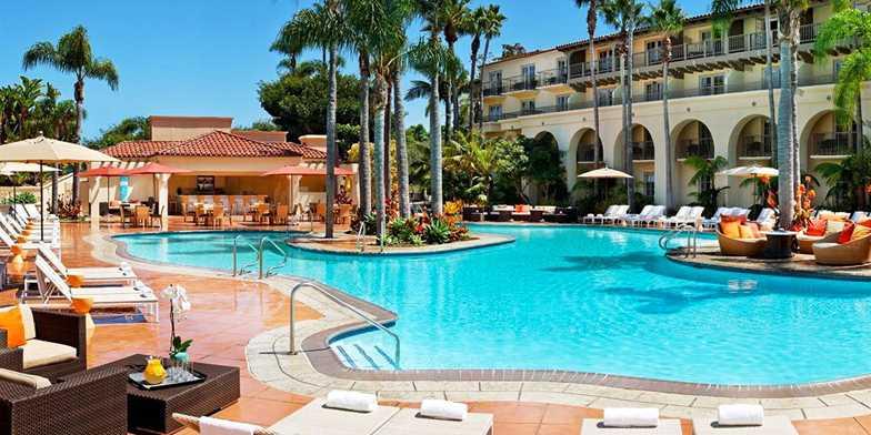 The Ritz Carlton Laguna Niguel Dana Point Ca
