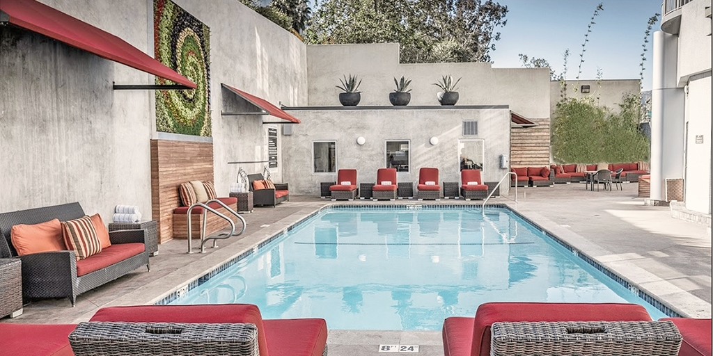 £133 – LA 4-Star Hotel incl. Parking, 50% Off -- Los Angeles