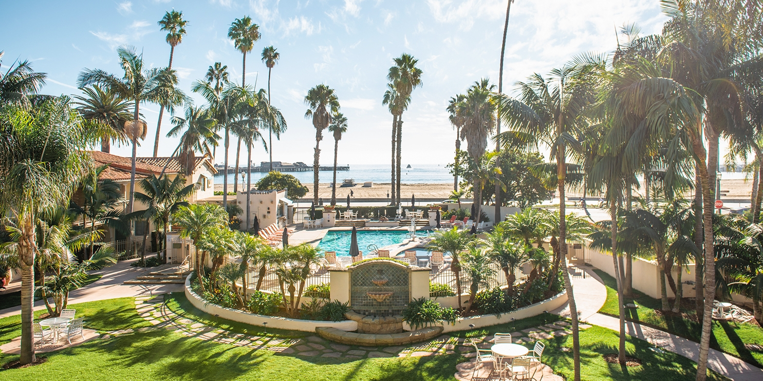 $239 – Santa Barbara 4-Star Waterfront Inn into June -- Santa Barbara, CA
