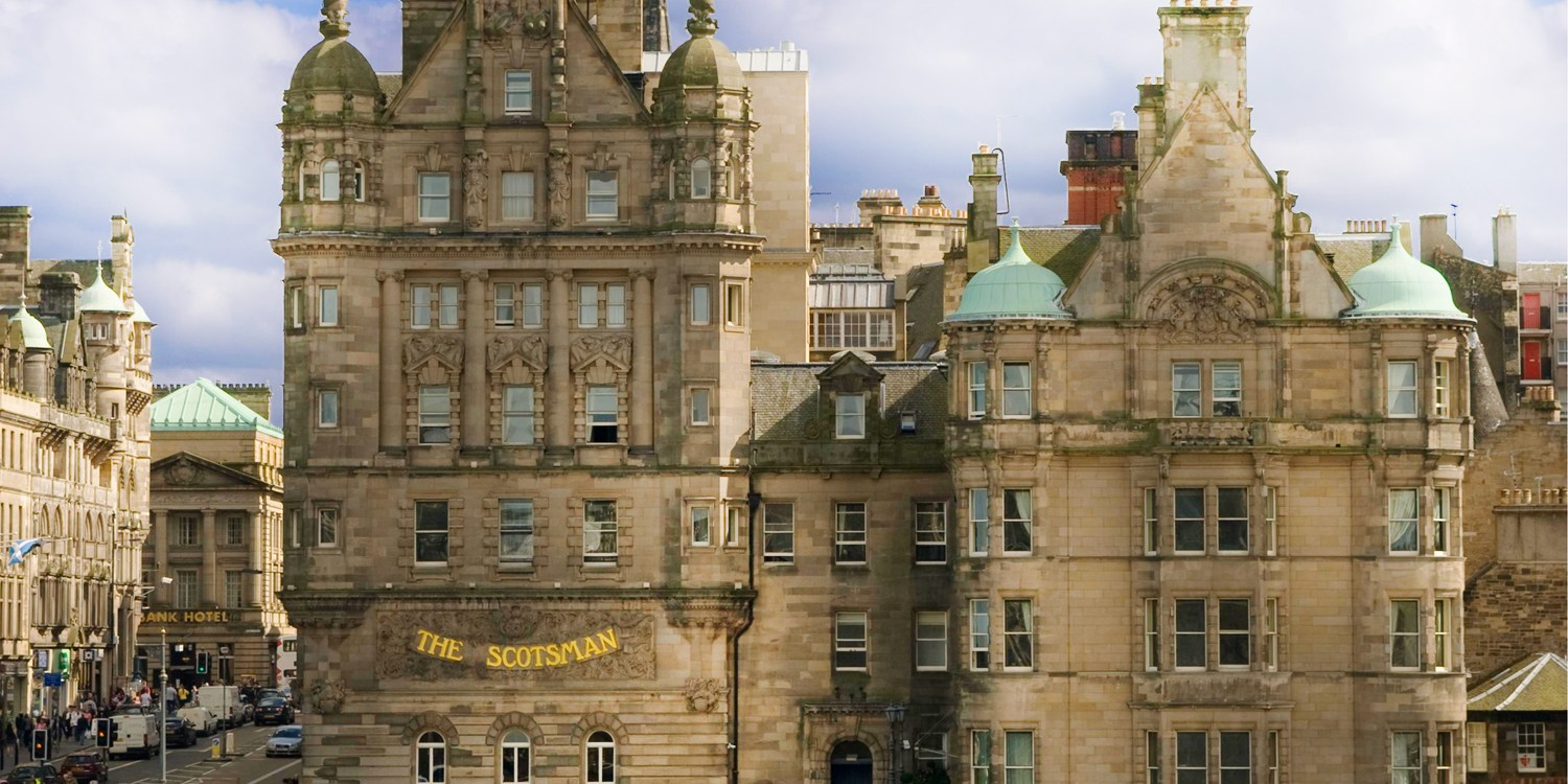 Why book Scotsman Hotel with Hotel Direct?