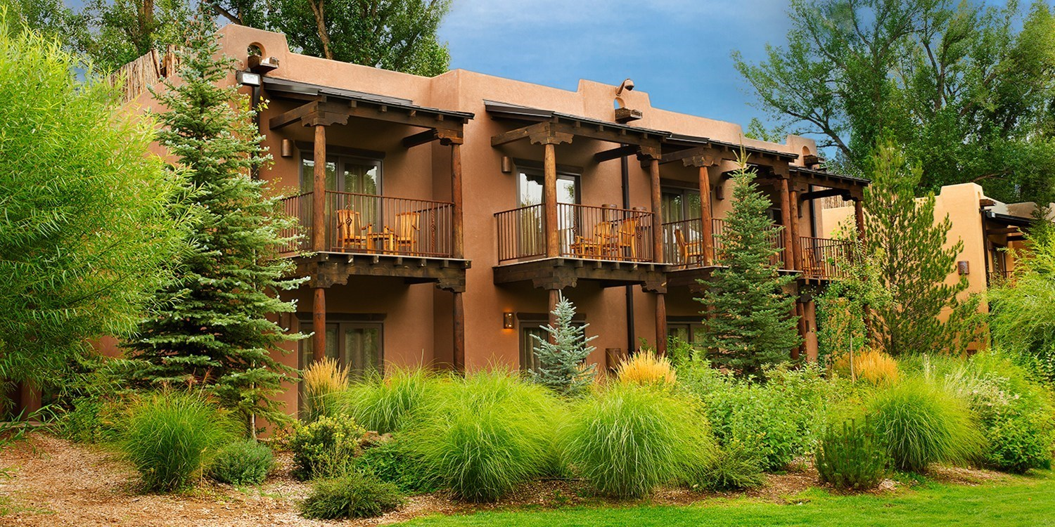 El Monte Sagrado Living Resort -- Taos, NM
