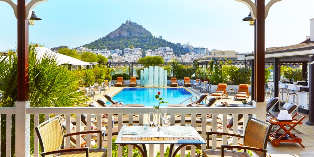 Hotel Grande Bretagne, a Luxury Collection Hotel, Athens -- Athens, Greece