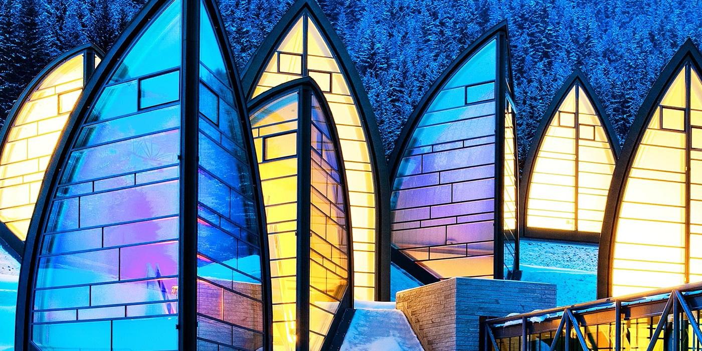 Tschuggen Grand Hotel -- Arosa, Schweiz
