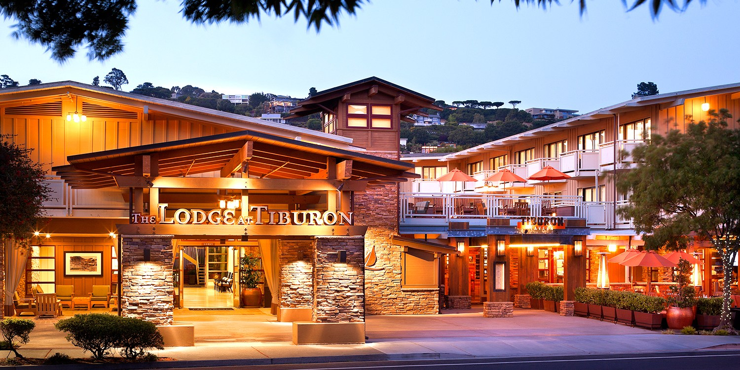 The Lodge at Tiburon  -- Tiburon, CA