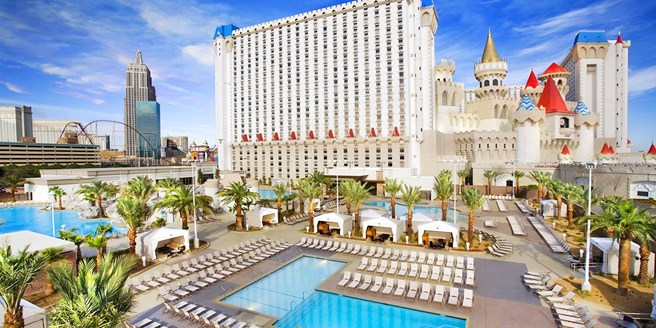 Member Exclusive Family Friendly Las Vegas Hotel On The Strip