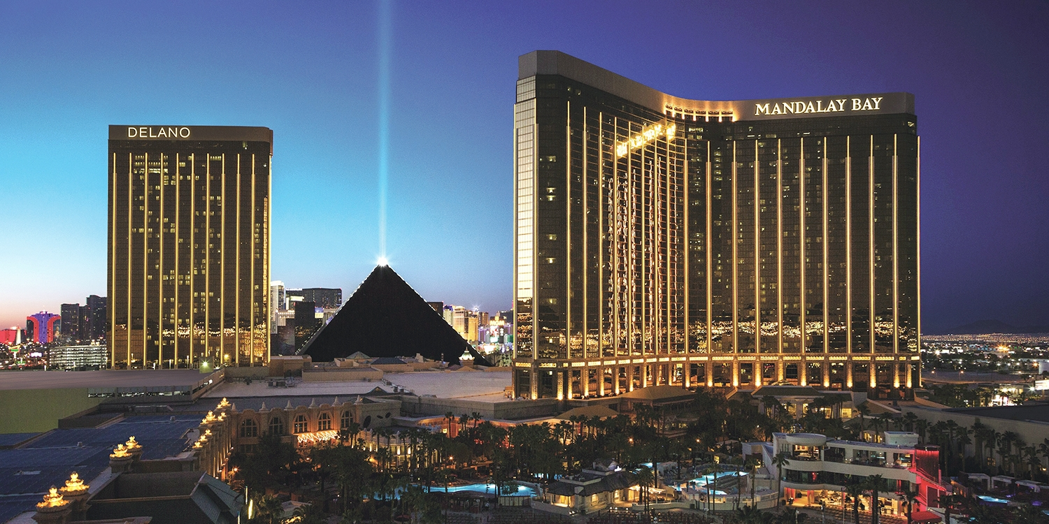Mandalay Bay Resort And Casino -- The Strip, Las Vegas