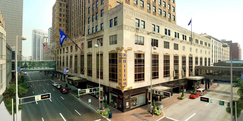 Hilton Cincinnati Netherland Plaza -- Cincinnati, OH