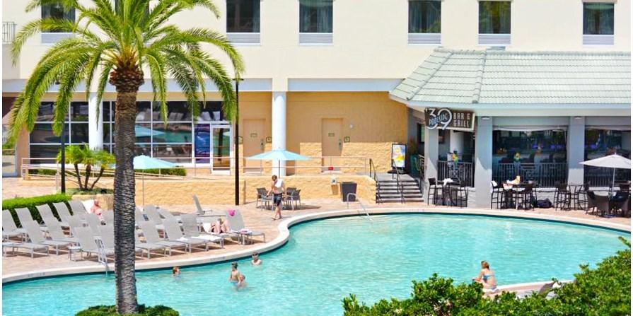 Rosen Plaza Hotel -- 珀特奥兰治, 美国