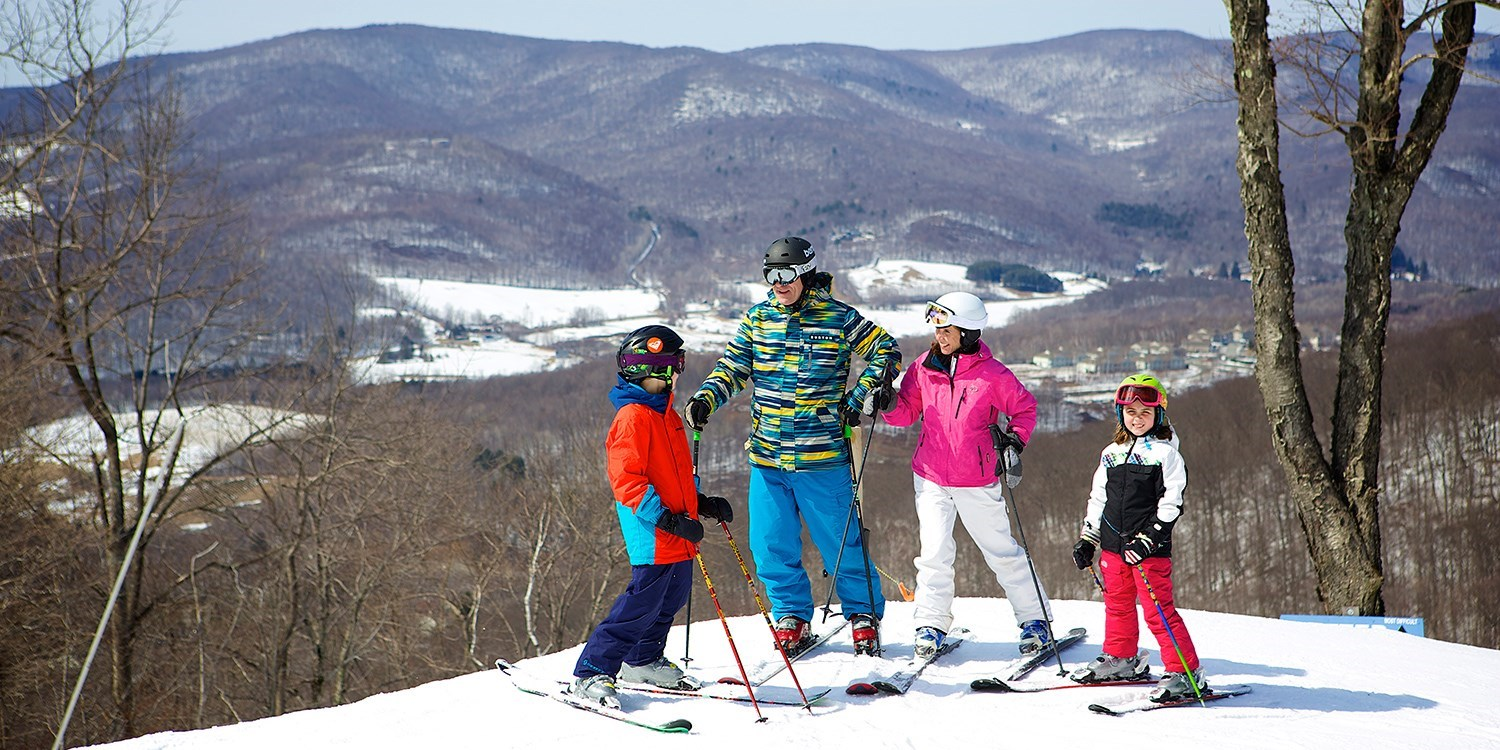 Jiminy Peak Mountain Resort -- The Berkshires, MA