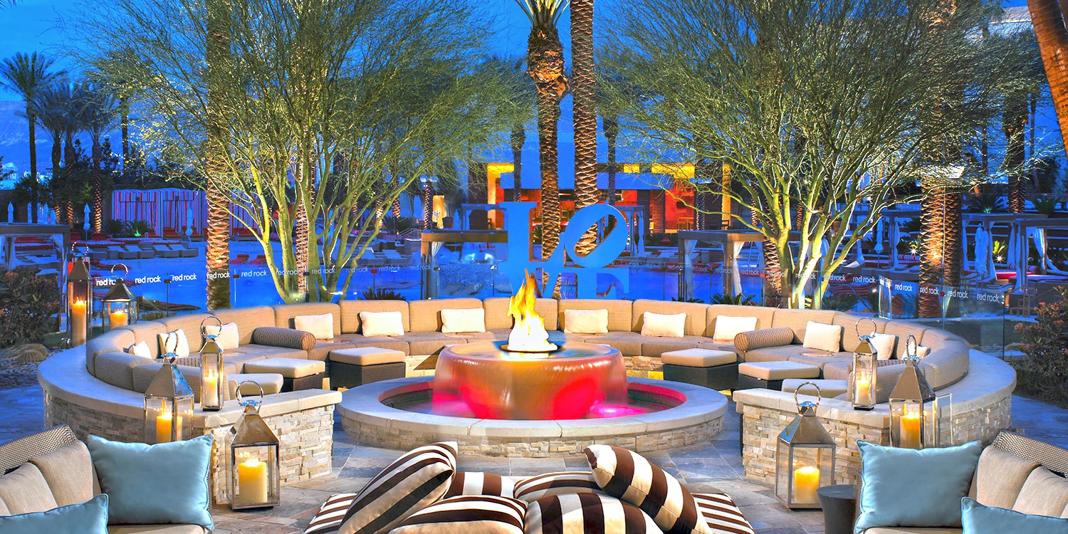 Red Rock Casino, Resort & Spa -- Summerlin, Las Vegas