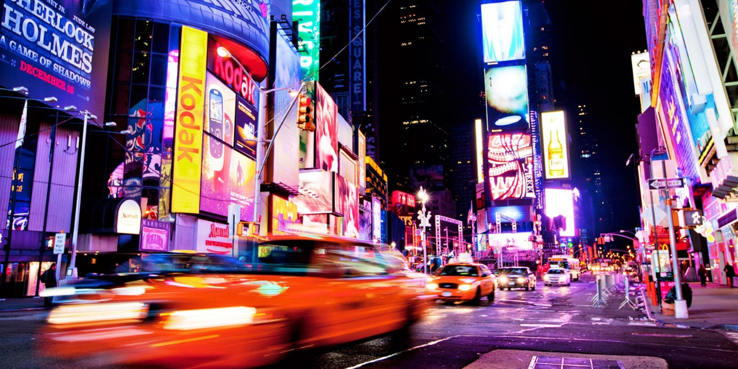 New york by night top late night attractions travelzoo for Places to see in nyc at night
