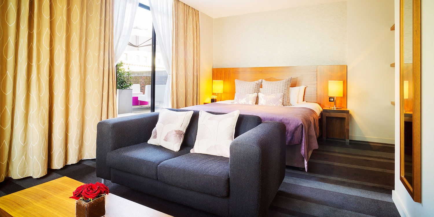 Apex City of London Hotel -- Central London