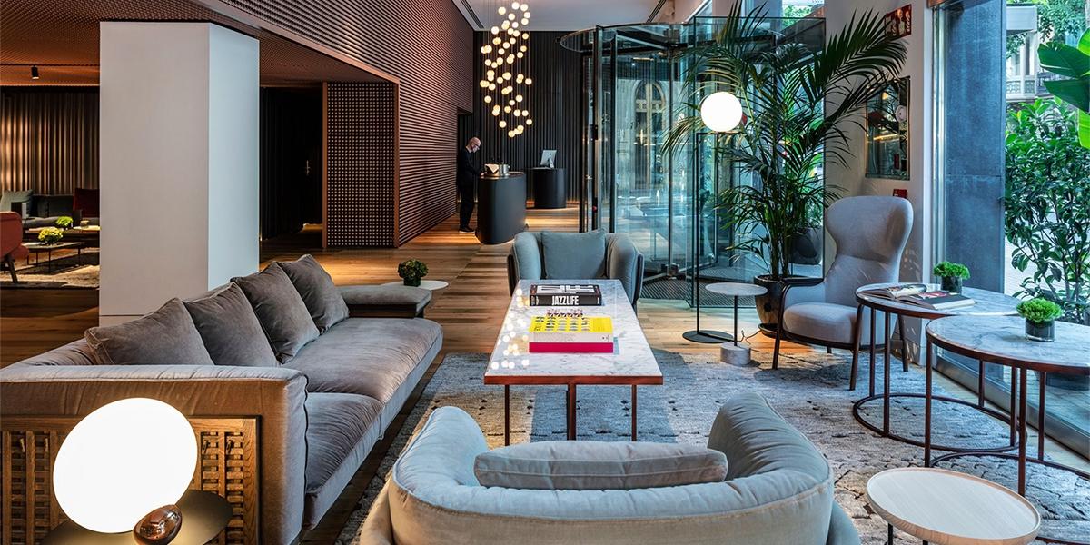 Sir Victor Hotel -- Barcelona, Spanien