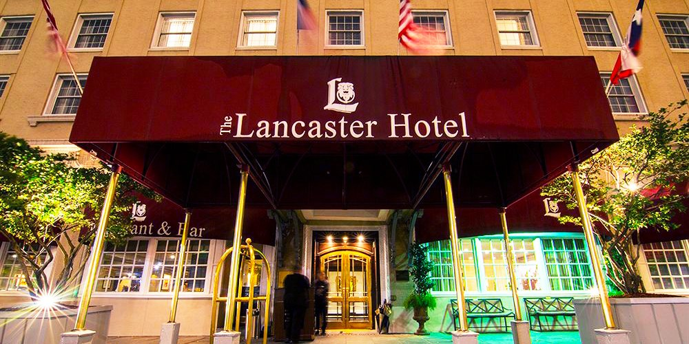 The Lancaster Hotel -- Houston, TX