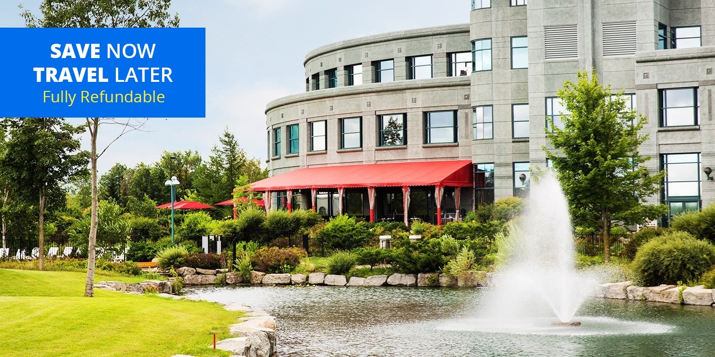 $150 & up – Ottawa: Kanata Hotel w/Parking & Resort Credit thru December -- Ottawa, Ontario