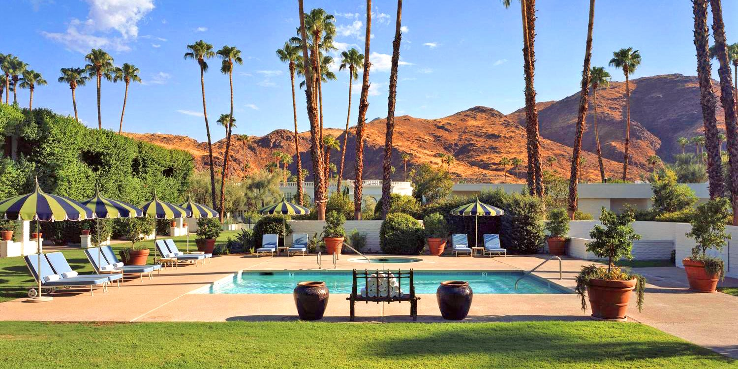 Palm Springs Hotel Deals This Weekend