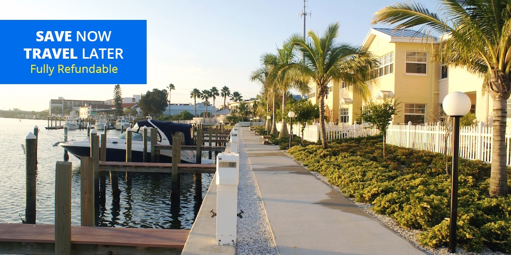 $99 & up – One-Bedroom Condo near Clearwater Beach, 40% Off -- Indian Shores, FL