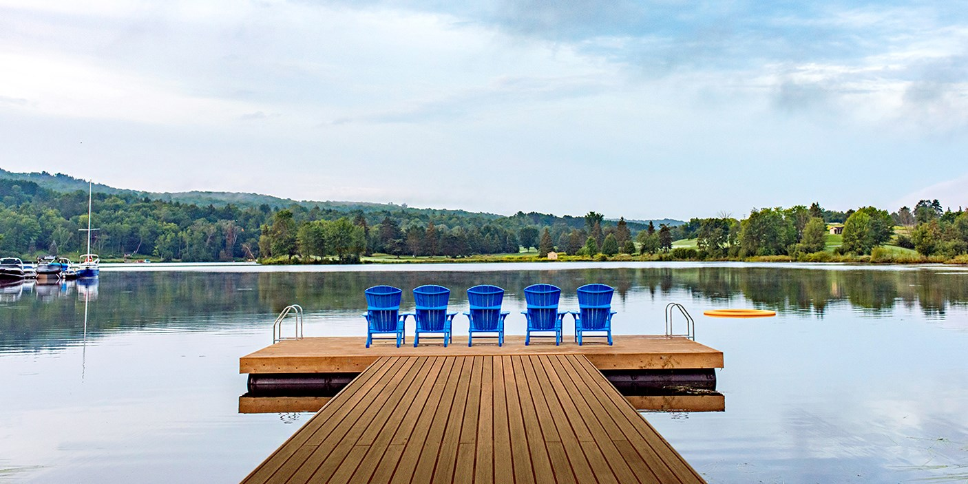 $131 – Muskoka 'Landmark': Deerhurst Resort with Breakfast, up to 40% Off -- Huntsville, Canada