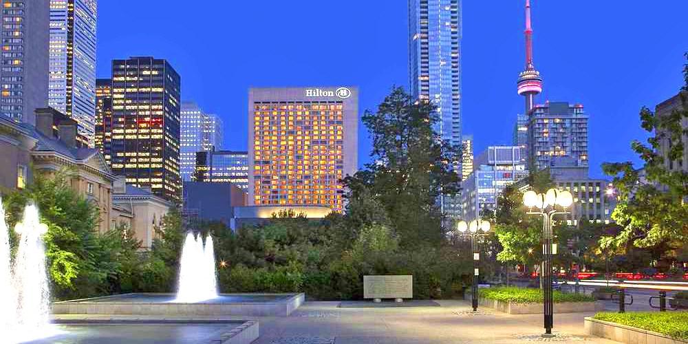 Hilton Toronto -- Toronto, Canada