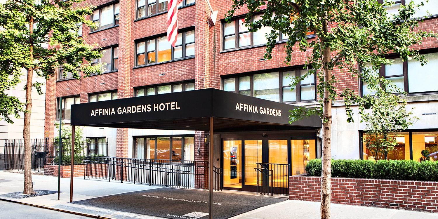 Gardens, NYC – an Affinia Hotel -- Upper East Side, New York
