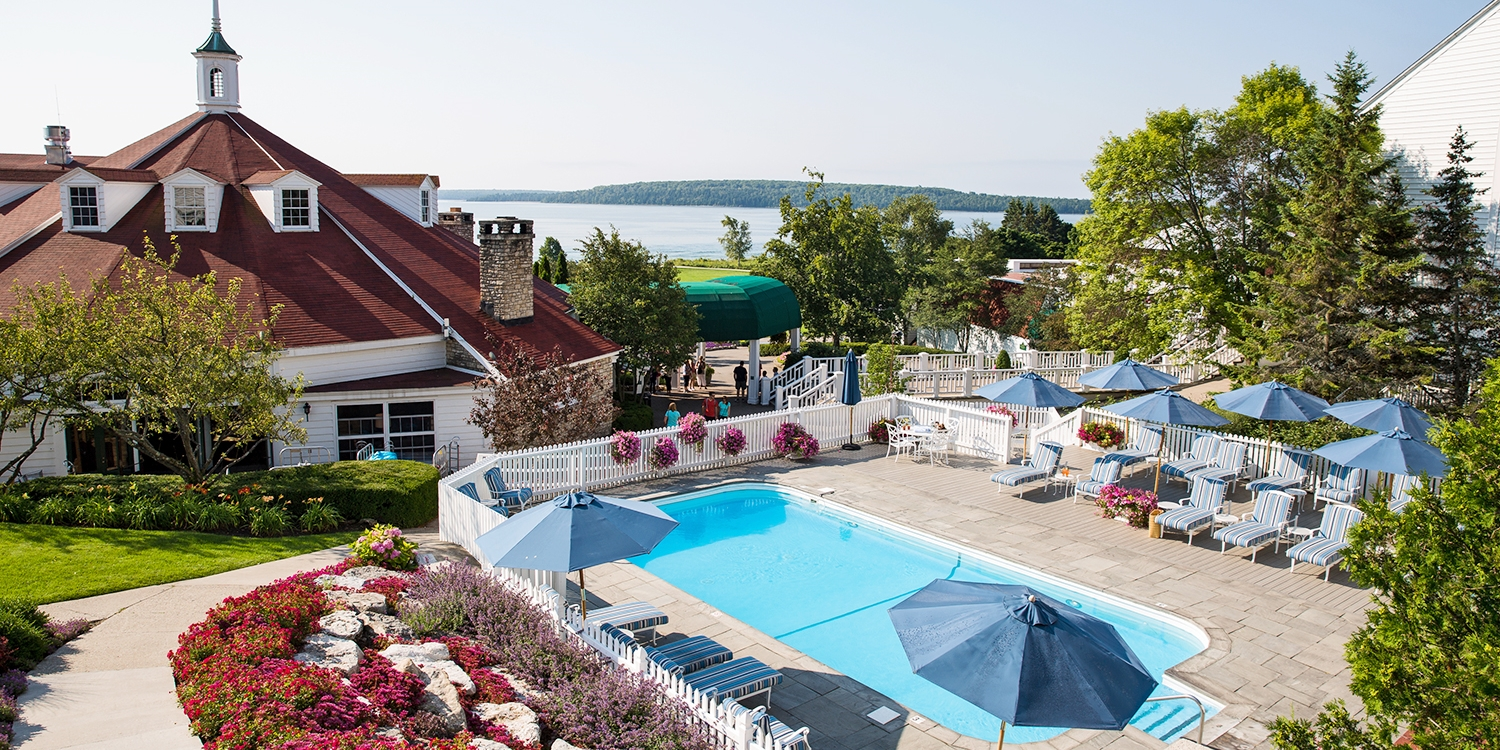 $152 & up – Mackinac Island: Michigan's Best Resort -- Mackinac Island, MI