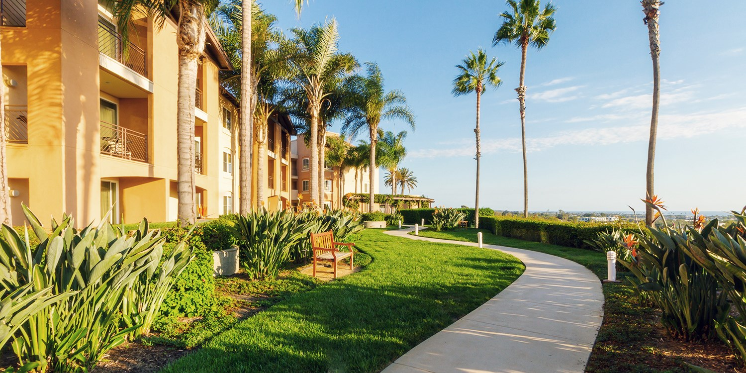 Grand Pacific Palisades Resort and Hotel  -- Carlsbad, CA