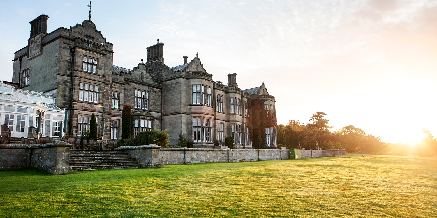 Matfen Hall Hotel Golf and Spa -- Matfen, United Kingdom