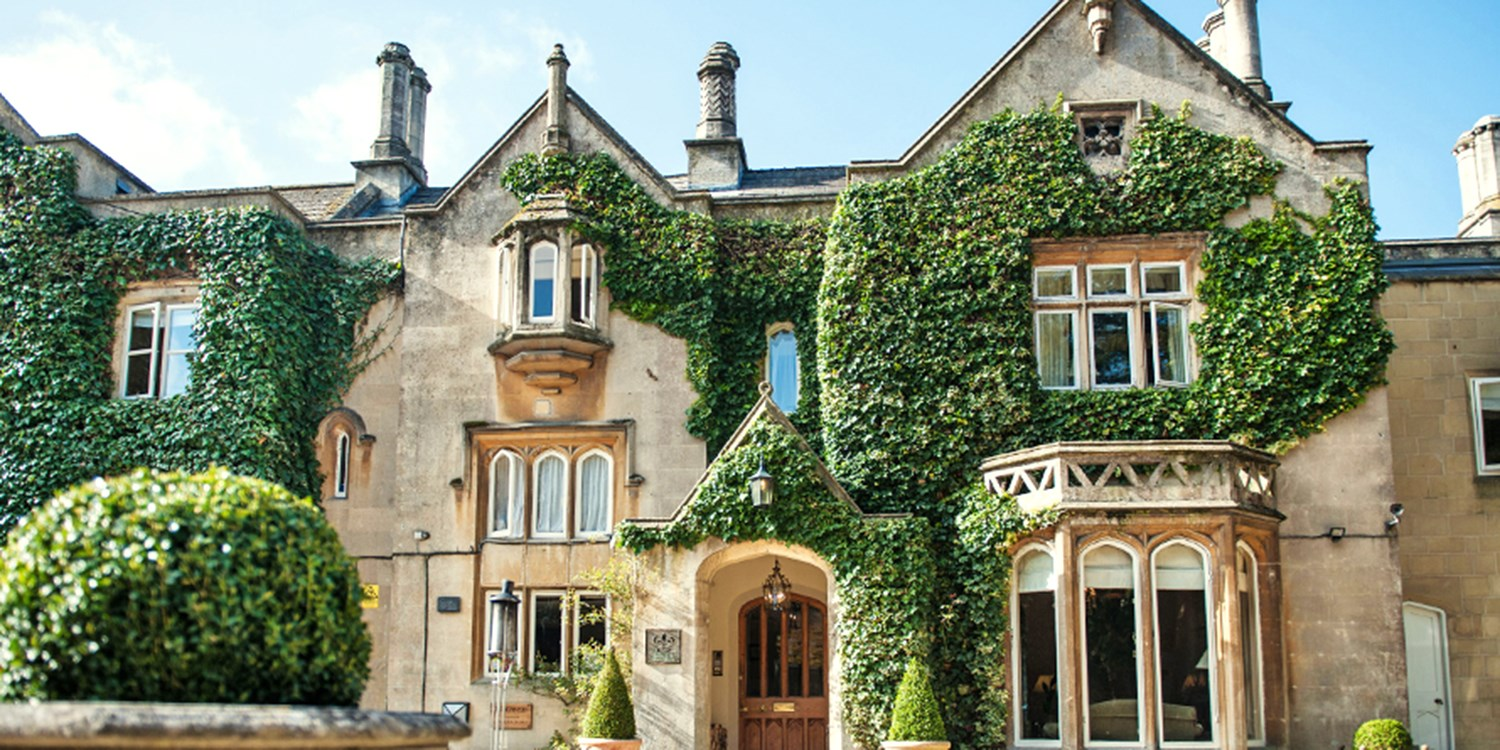 The Bath Priory Hotel and Spa -- Bath, United Kingdom