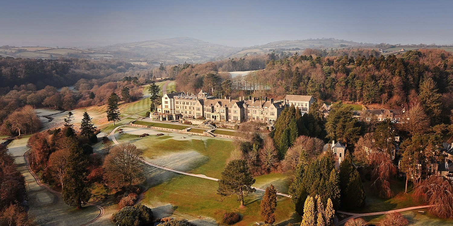 Bovey Castle -- North Bovey, United Kingdom