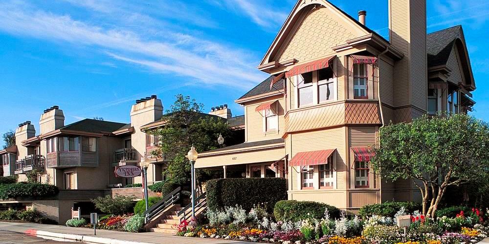 Best Western Plus Victorian Inn -- Monterey, CA