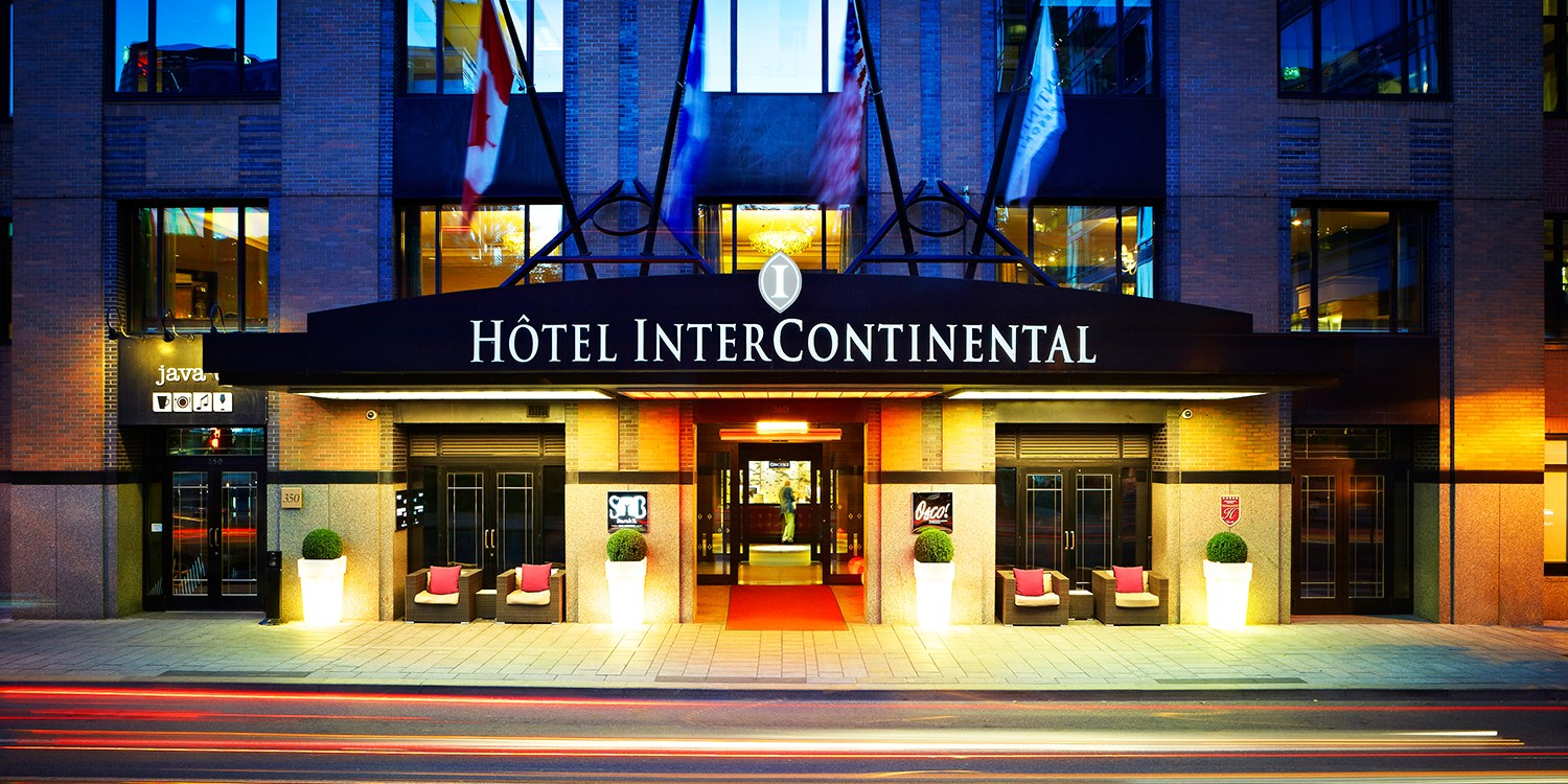 InterContinental Montréal  -- Montreal, Quebec
