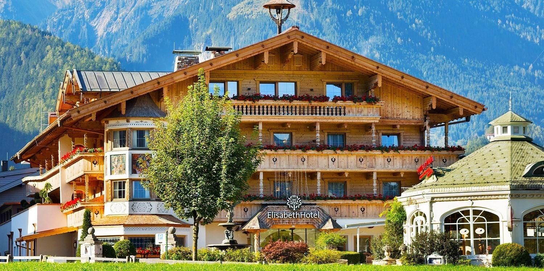 ElisabethHotel -- Mayrhofen, Österreich