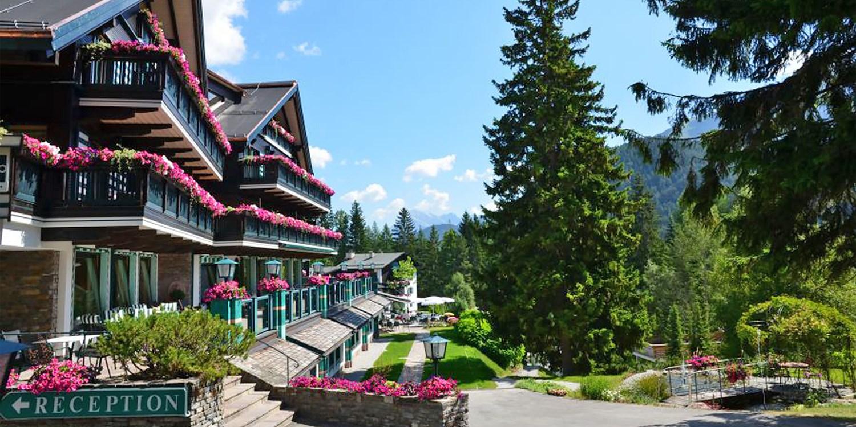 Astoria Resort -- Seefeld in Tirol, Österreich