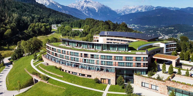 Kempinski Hotel Berchtesgaden -- Berchtesgaden