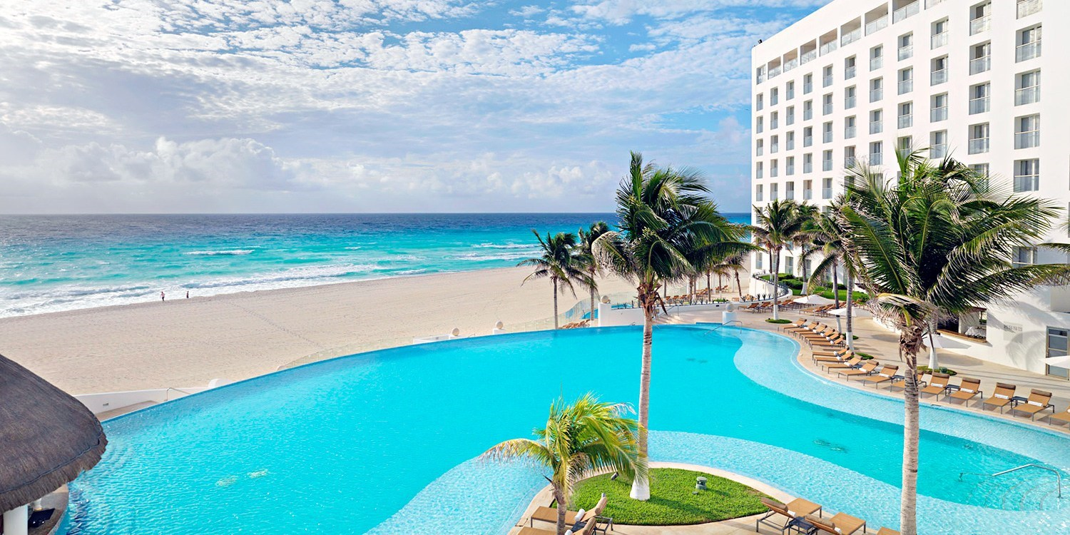 Le Blanc Spa Resort Adults Only Newly Perfected - All Inclusive -- Cancun, Mexico