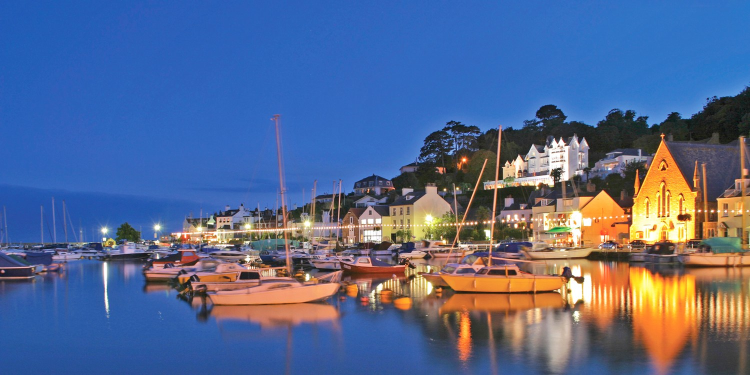 Somerville Hotel -- St. Aubin, United Kingdom