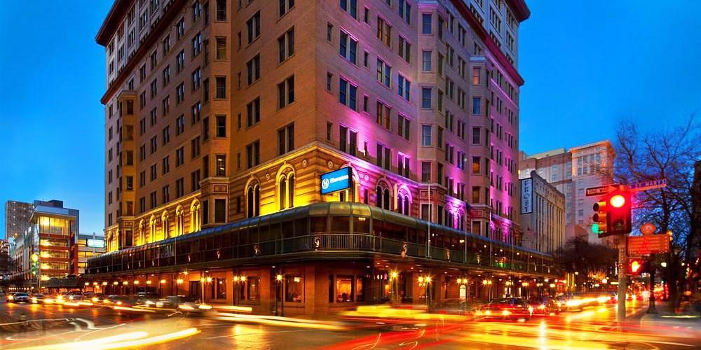 Sheraton Gunter Hotel San Antonio -- San Antonio, TX