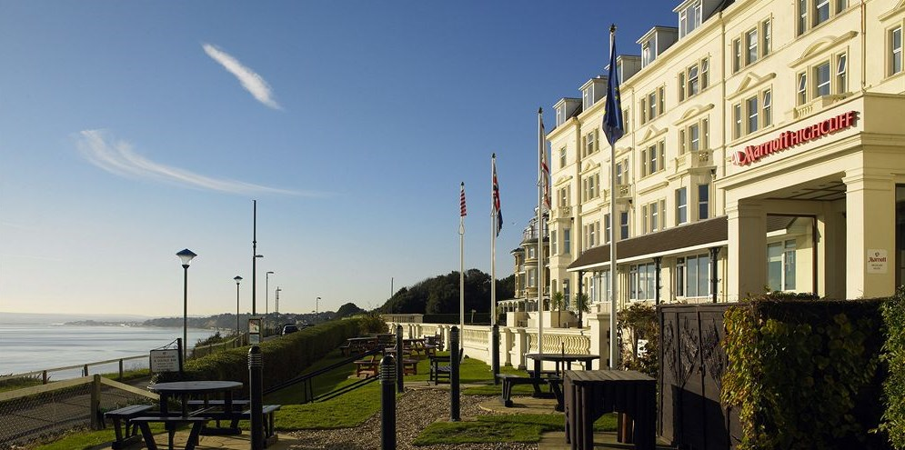 Bournemouth Highcliff Marriott Hotel -- Bournemouth