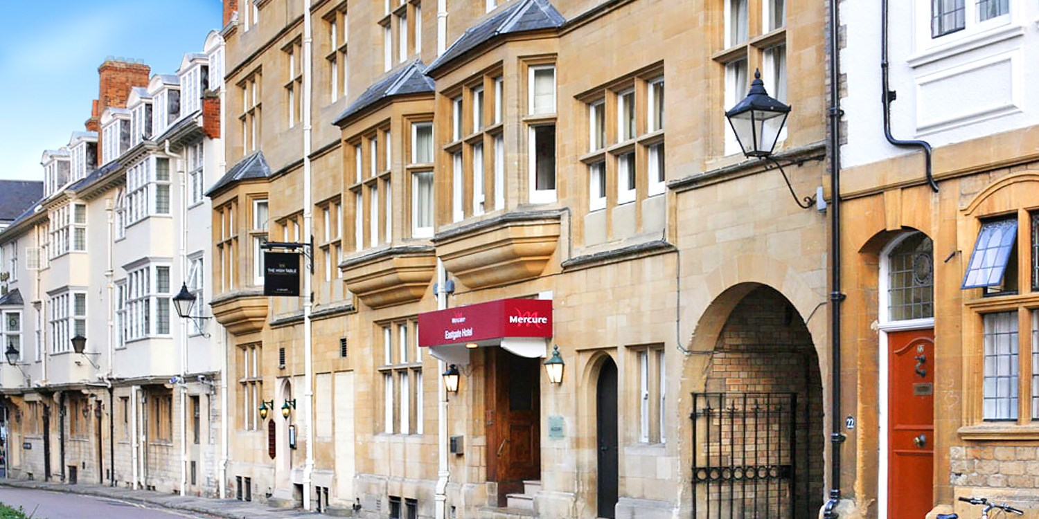 Mercure Oxford Eastgate Hotel -- Oxford, United Kingdom