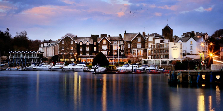 5 reasons to choose Macdonald Old England Hotel & Spa
