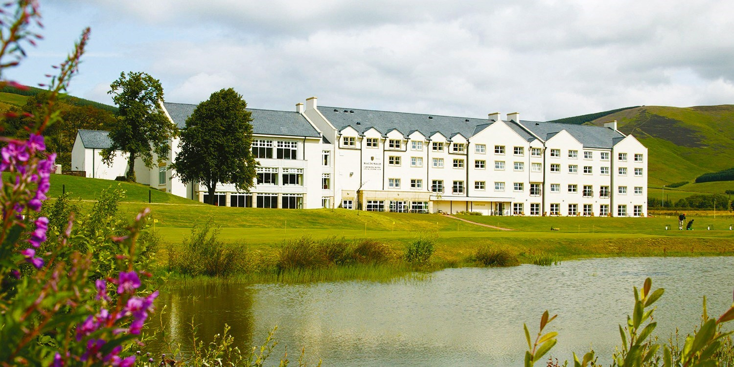Macdonald Cardrona Hotel, Golf and Spa -- Peebles, United Kingdom