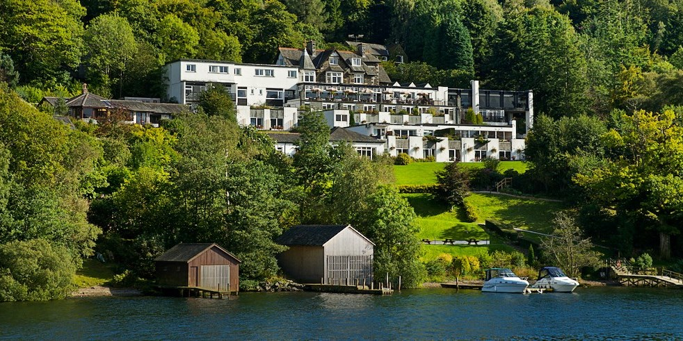 The Beech Hill Hotel -- Windermere